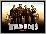 Martin Lawrence, William H. Macy, John Travolta, Wild Hogs, Tim Allen